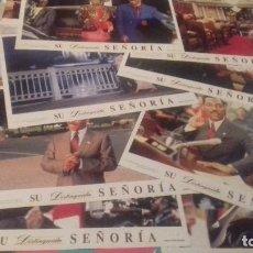 Cine: FOTOCROMOS ORIGINALES- SU DISTINGUIDA SEÑORIA 1992 - EDDIE MURPHY - COMPLETO - PEDIDO MINIMO 5 EUROS. Lote 95103919