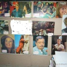 Cine: EL HEREDERO DEL BILLON DE DOLARES TERENCE HILL VALERIE PERRINE 11 FOTOCROMOS ORIGINALES B2(793). Lote 95105763