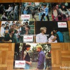 Cine: LOTE 11 FOTOCROMOS 1985 LA GRAN REVANCHA JAMES SPADER LORI LOUGHLIN SPAIN LOBBY CARDS SET X 11 MIRA. Lote 95136959