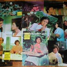 Cine: LOTE 12 FOTOCROMOS 1976 SET COMPLETO IMPOSIBLE PARA UNA SOLTERONA LINA MORGAN FERNANDO FERNAN GOMEZ . Lote 95152863