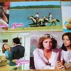 Cine: LOTE 5 FOTOCROMOS ORIGINAL 1977 LA VIOLACION PACA GABALDON MARY FRANCIS SIMON ANDREU BEATRIZ ROSSAT . Lote 95156283