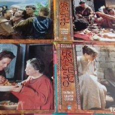 Cine: FOTOCROMOS - FRANCESCO 1989 - MICKEY ROURKE. Lote 95339859