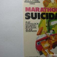 Cine: LAMINA MARATHON SUICIDA MARTIN BALSAM. Lote 95924603