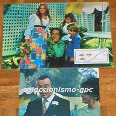 Cine: LOTE 2 FOTOCROMOS ORIGINAL 1972 GUERRA ENTRE HOMBRES Y MUJERES JACK LEMMON SPAIN LOBBY CARDS SET X 2. Lote 96175511
