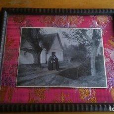 Cine: FOTOGRAFÍA DEDICADA A RICARDO MUÑOZ CARBONERO POR MARIO RONCORONI. LES BARRAQUES …1926. Lote 96197891