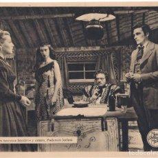 """Cine: 12 + 1 FOTOGRAFIAS EN HUECO GRABADO DE LA PELICULA DE MGM """"LA CALLE DEL DELFIN VERDE"""" 1947. Lote 96904575"""