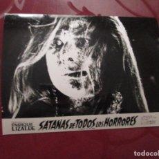 Cine: SATANAS DE TODOS LOS HORRORES. Lote 96958607