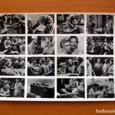 Cine: FOTOS DE LA PELÍCULA LOS HÉROES TAMBIÉN LLORAN - DEBORAH KERR, WILLIAM HOLDEN, THELMA RITER, 1956. Lote 97204651