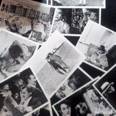 Cine: MUERTE EN VENECIA (VISCONTI, 1971) LOTE DE 12 FOTOGRAFÍAS 18X24 ORIGINALES DE LA PELÍCULA VER FOTOS. Lote 97495371