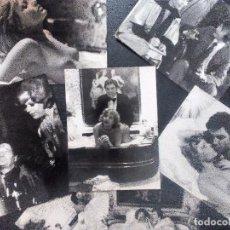 Cine: DANESAS DEL PLACER (1976) LOTE DE 9 FOTOGRAFÍAS 18X24 ORIGINALES DE LA PELÍCULA. Lote 97495859