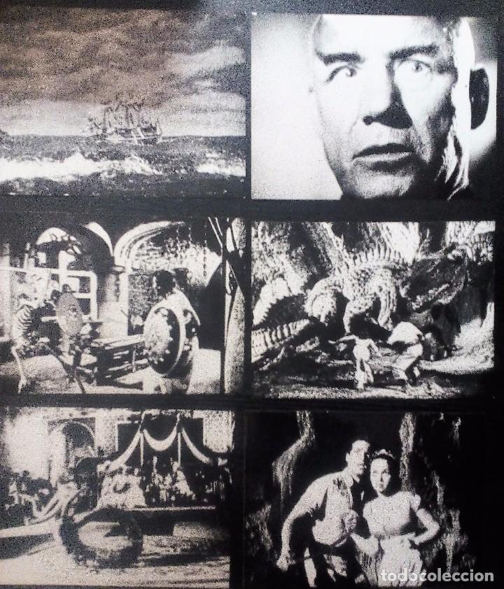 Cine: Simbad y la princesa (1958) LOTE DE 30 FOTOGRAFÍAS 18X24 DE LA PELÍCULA - Foto 2 - 97496339