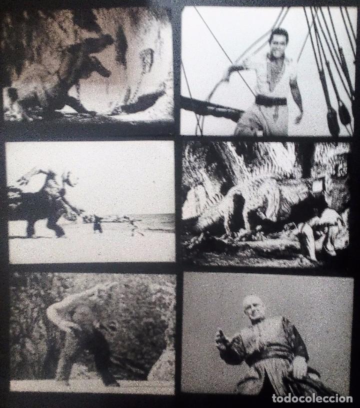 Cine: Simbad y la princesa (1958) LOTE DE 30 FOTOGRAFÍAS 18X24 DE LA PELÍCULA - Foto 3 - 97496339