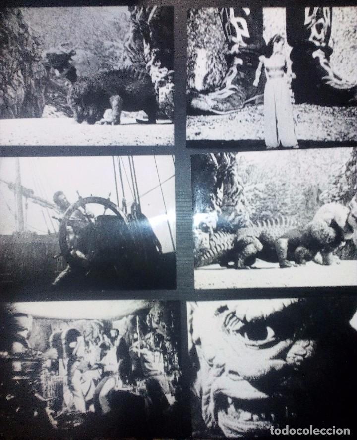 Cine: Simbad y la princesa (1958) LOTE DE 30 FOTOGRAFÍAS 18X24 DE LA PELÍCULA - Foto 4 - 97496339