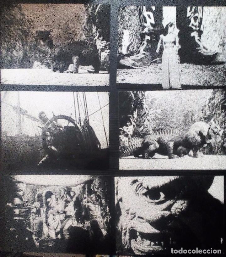 Cine: Simbad y la princesa (1958) LOTE DE 30 FOTOGRAFÍAS 18X24 DE LA PELÍCULA - Foto 5 - 97496339