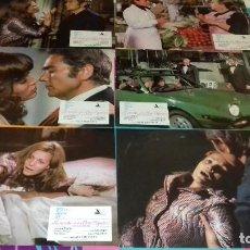 Cine: 12 FOTOCROMOS - LA NOCHE DE LOS CIEN PÁJAROS 1976 - ÁGATA LYS, CARMEN SEVILLA - CINE ESPAÑOL. Lote 97612471