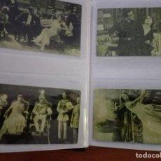 Cine: ALBUM CON 108 POSTALES O SIMILARES DE CINE, ALGUNAS POCO HABITUALES.. Lote 97918839