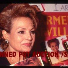 Cine: CARMEN SEVILLA. DIAPOSITIVA ORIGINAL, 1997.. Lote 98332735