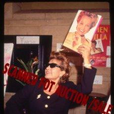 Cine: CARMEN SEVILLA, DIAPOSITIVA ORIGINAL, 1997. Lote 98333775