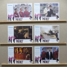 Cine: PALACE - TRICICLE - SET COMPLETO 8 FOTOCROMOS. Lote 98491751