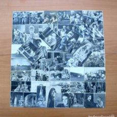 Cine: CINE- BEN-HUR (RAMÓN NOVARRO - 1925) - COMPLETA 45 CROMOS - CHOCOLATE MUNDIAL - VER FOTOS INTERIORES. Lote 98789943
