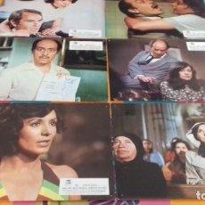Cine: FOTOCROMOS ORIGINALES- EL VIKINGO 1972 - JOSÉ LUIS LÓPEZ VÁZQUEZ, CONCHA VELASCO - JUEGO COMPLETO. Lote 99152351