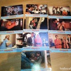 Cine: LOTE 10 FOTOCROMOS ORIGINALES NADINE KIM BASINGER - JEFF BRIDGES . Lote 99245899