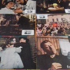 Cine: 12 FOTOCROMOS ORIGINALES- DON CAMILO 1952 - FERNANDEL, GINO CERVI - JUEGO COMPLETO. Lote 99420299