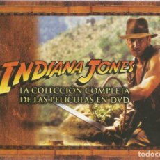 Cine: INDIANA JONES - HARRISON FORD - POSTALFREE - SIN CIRCULAR. Lote 99646699