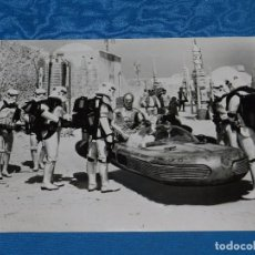 Cine: FOTOGRAFIA ANTIGUA ESCENA DE LA PELICULA LA GUERRA DE LAS GALAXIAS, STAR WARS. Lote 100996583