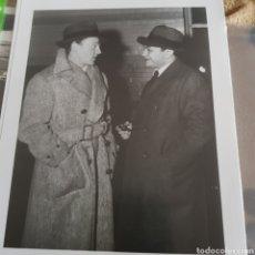 Cine: FOTO ORIGINAL DE JAMES CAGNEY Y EDWARD G. ROBINSON. Lote 101043492