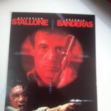 Cine: ASESINOS SYLVESTER STALLONE. Lote 101261623