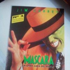 Cine: LA MASCARA JIM CARREY. Lote 101261679