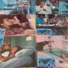 Cine: 12FOTOCROMOS ORIGINALES- CAZAR UN GATO NEGRO 1977 - HELGA LINÉ JULIA GUTIERREZ CABA - JUEGO COMPLETO. Lote 101917091