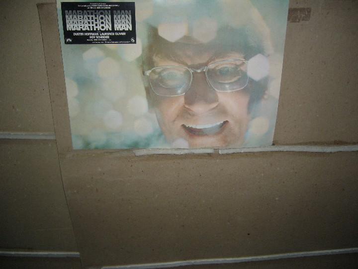 Cine: MARATHON MAN DUSTIN HOFFMAN LAURENCE OLIVIER ROY SCHEIDER 11 FOTOCROMOS ORIGINALES B(1037) - Foto 2 - 102394999