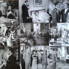 Cine: VENTOLERA. 18 FOTOS 18X24. PAQUITA RICO, JORGE MISTRAL, ISMAEL MERLO. Lote 103930811