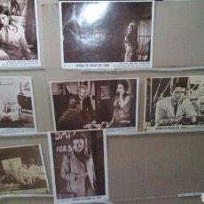 Cine: INTRIGA EN CIUDAD DEL CABO JACQUELINE BISSET JAMES BROLIN 7 FOTOCROMOS ORIGINALES B2(797). Lote 104889922