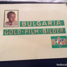 Cine: BULGARIA GOLDMAN -FILM BILDER. Lote 106812571
