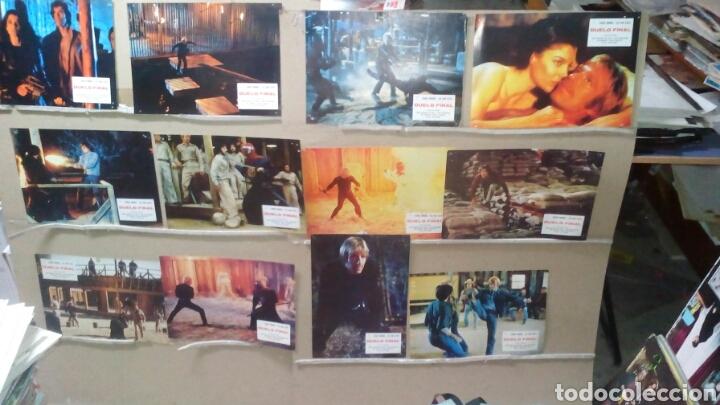 DUELO FINAL CHUCK NORRIS JUEGO COMPLETO B2(817) (Cine - Fotos, Fotocromos y Postales de Películas)