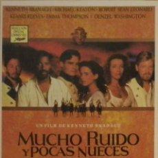 Cine: POSTAL DE LA PELÍCULA MUCHO RUIDO Y POCAS NUECES. Lote 109047011