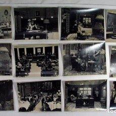 Cine: 19 FOTOGRAFÍAS ORIGINALES PELICULA VICTIMA DEL ODIO. AÑOS 20. JOSE BUCHS. CINE ESPAÑA. PIONERO . Lote 109297027