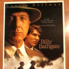 Cine: TARJETA POSTAL BILLY BATHGATE.DUSTIN HOFFMAN. Lote 109502330