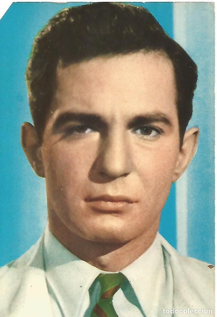 POSTAL BEN GAZZARA ACTOR PROTAGONISTA SERIE TV ALMA DE ACERO 1960 (Cine - Fotos y Postales de Actores y Actrices)