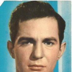 Cine: POSTAL BEN GAZZARA ACTOR PROTAGONISTA SERIE TV ALMA DE ACERO 1960. Lote 110645079