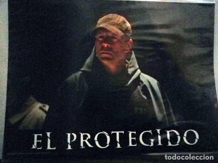 El Protegido Bruce Willis Pack De 2 Fotogra Kaufen Fotos Und