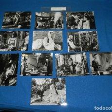 Cine: (M) GARY COOPER - MARCO POLO , 11 FOTOGRAFIAS PROMOCIONALES ORIGINALES 16,5X12 CM. Lote 111577011