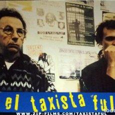 Cine: EL TAXISTA FUL (ESPAÑA, 2005) - PACK DE 8 FOTOCROMOS ORIGINALES DE LA PELÍCULA.. Lote 111629679