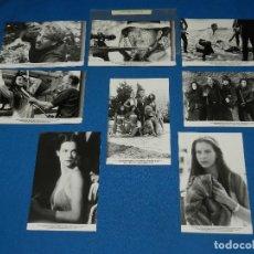 Cine: (M) SOLO PARA SUS OJOS 1981 - JAMES BOND 007 - 8 FOTOGRAFIAS PROMOCIONALES ORIGINALES. Lote 111900647