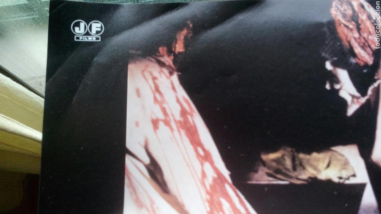 Cine: AQUELLA CASA AL LADO DEL CEMENTERIO LUCIO FULCI GORE CULT JUEGO COMPLETO - Foto 3 - 112320611