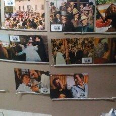 Cine: DON CAMILO FERNANDEL 10 FOTOCROMOS ORIGINALES B(1138). Lote 112502983