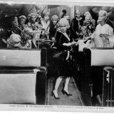 Cine: MARILYN MONROE: FOTO ORIGINAL DE CINE 1959-U.S.A MUY BUEN ESTADO-COLECCIONISTAS. Lote 112781539